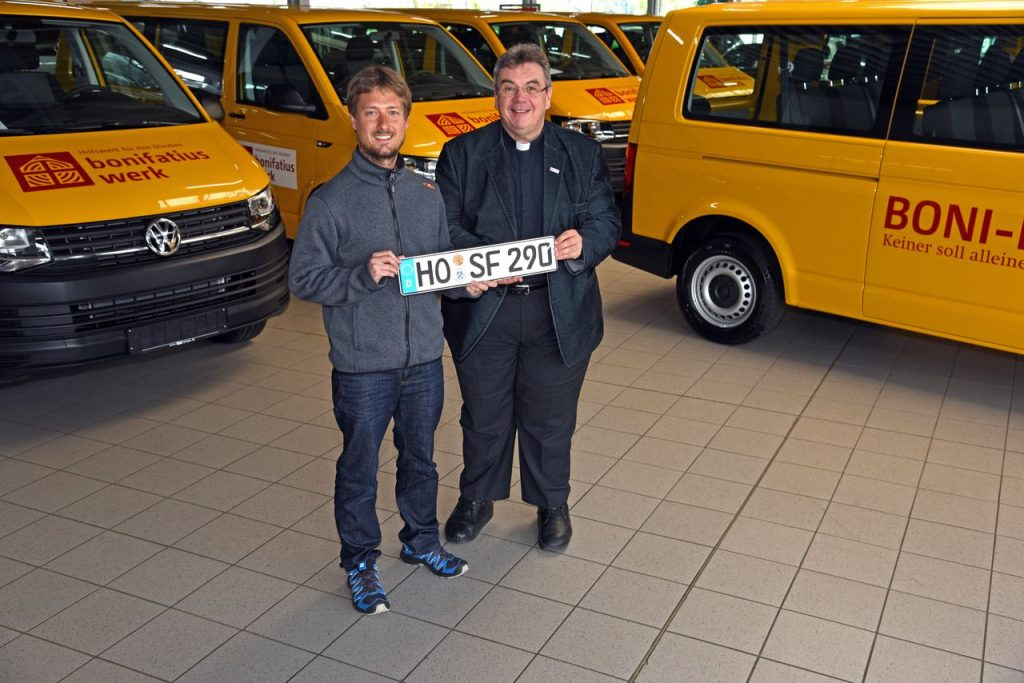 Boni-Bus VergabeSchwarzenbach